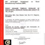 ISO 22716 GMP EN