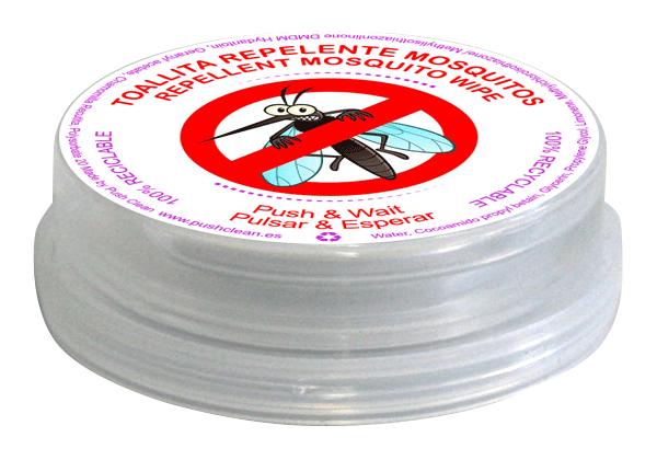 Toallita-Repelente-Mosquitos-en-capsula-Push-Clean