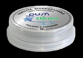 Toallita-en-capsula-Push-Clean-te-verde