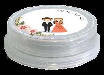 Toallitas personalizadas para boda